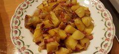 Pomme de terre sauté lardon oignon - Recettes Cookeo