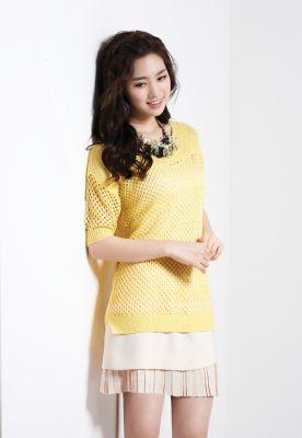 moda coreana para mujeres lindas