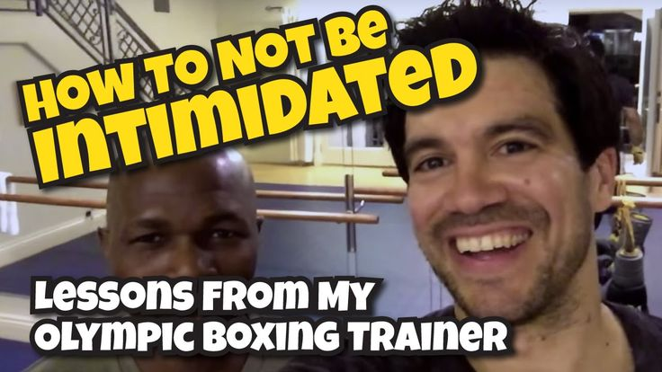 Today I worked out with with my boxing trainer Sammy. He fought in the 1988 Olympics and trains boxers at Wild Card Gym, one of the places where fighters like Miguel Cotto, and Manny Pacquiao train. I asked him the number one thing that people need to take away from boxing mentally. He said...