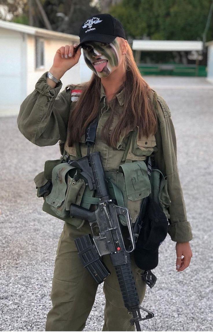 IDF Israel Defense Forces Women Idf women, Military