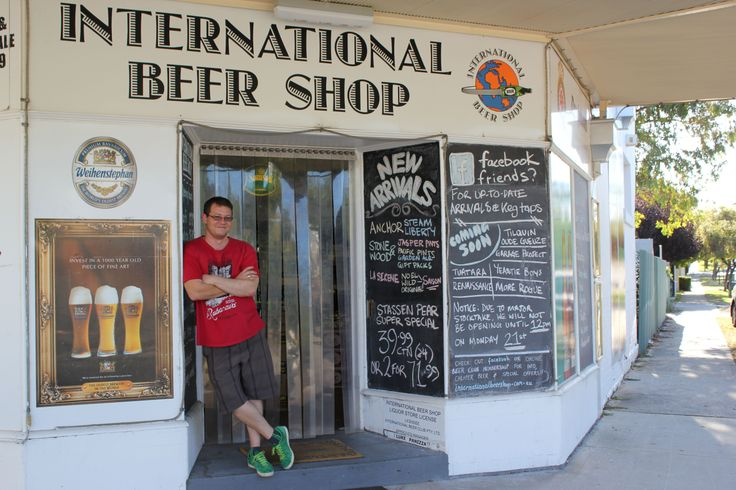 Every suburb has a hidden treasure. Here's one for the beer geeks.  http://www.realmark.com.au/the-international-beer-shop/