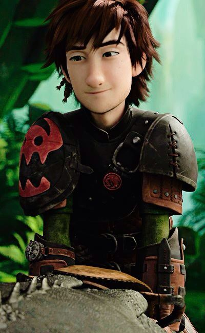 Hiccup being so brave <3 Hiccup, stop being so cute. It makes me smile and laugh to myself all the time.
