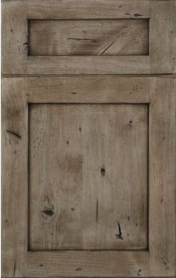 knotty alder painted distressed cabinets | bayside.knottyalder.appaloosa specialty