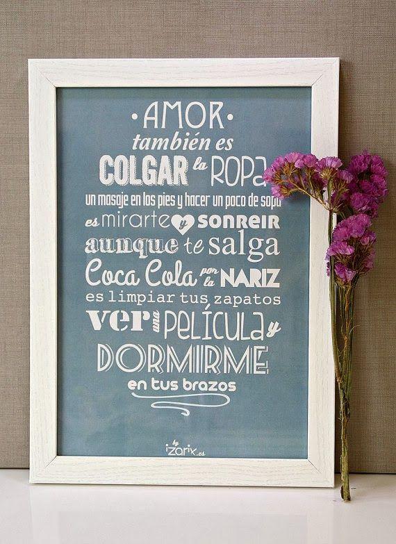 El #amor está en todas partes...