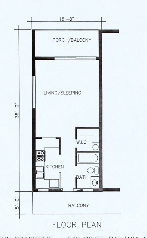 Best Tiny Apartment Floorplans Images On Pinterest