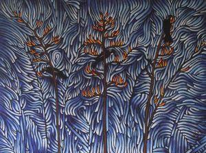 HarekekeTui NZ Artist Helen Beech