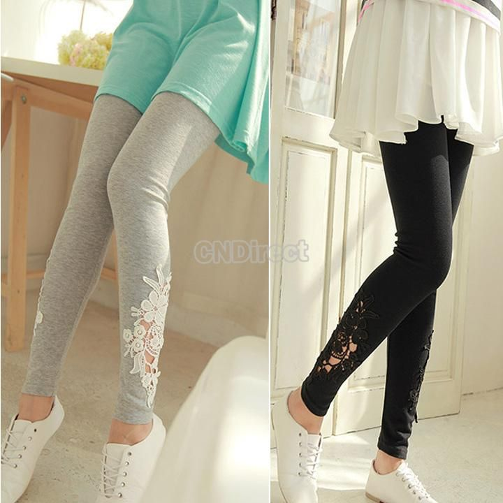 Latest Tights & Leggings Designs Printed Embroidered 2015-16 Collection | StylesGap.com