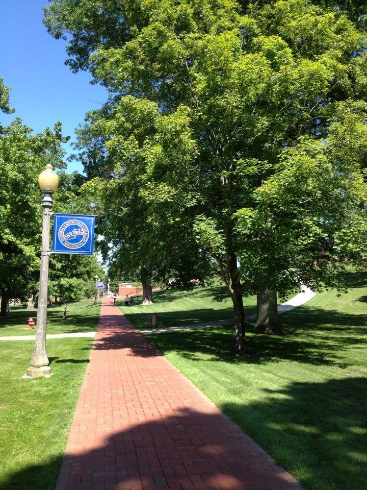 Hopkins University Johns Dorms