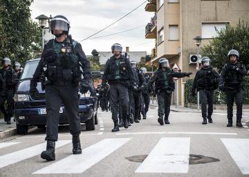 3.500 guardias civiles para las elecciones catalanas