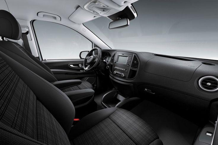 Specs 2015 Mercedes-Benz Vito Review Interior View Model