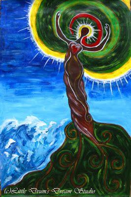 The Dreaming Tree: Lumina The Art of Jean Anthony http://jeananthony.net/art