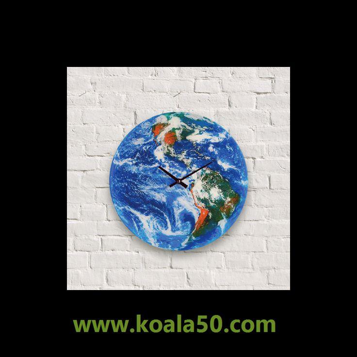 Reloj de Pared Meteosat - 6,76 €   ¡Consigue ya el original y exclusivo reloj de pared Meteosat! Un reloj de pared analógico cuyo diseño recuerda a los mapas del tiempo televisivos. ¡Perfecto para marcar la diferencia en la...  http://www.koala50.com/relojes-de-pared-sobremesa/reloj-de-pared-meteosat