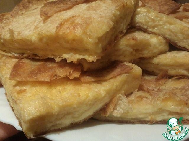Ачма из лаваша - кулинарный рецепт