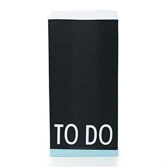 Design Letters Bürozubehör - Post-Its To Do - Design Letters