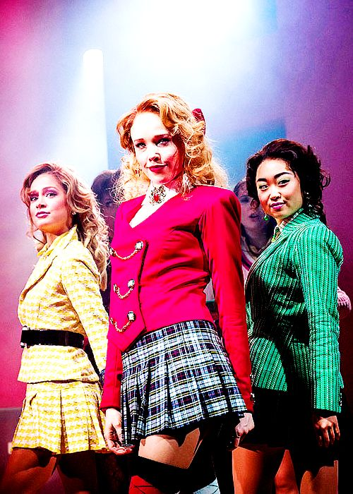"""""""Honey whatcha waitin for? Welcome to my candy store!"""" - heathers the musical"""