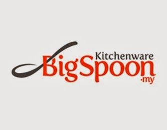 Big Spoon is an online retail store and its logo was created by Infinity Logo Design.