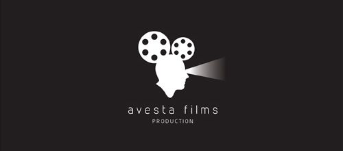 35 Superb Design Examples of Film Logo - blueblots.com