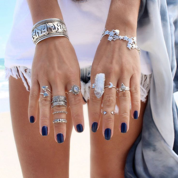 GypsyLovinLight - Dixi rings