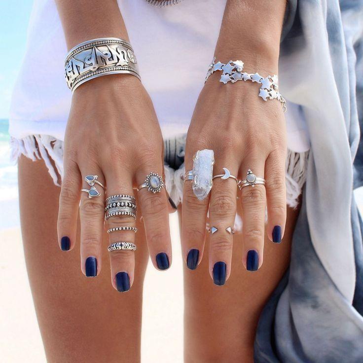 GypsyLovinLight - Dixi rings