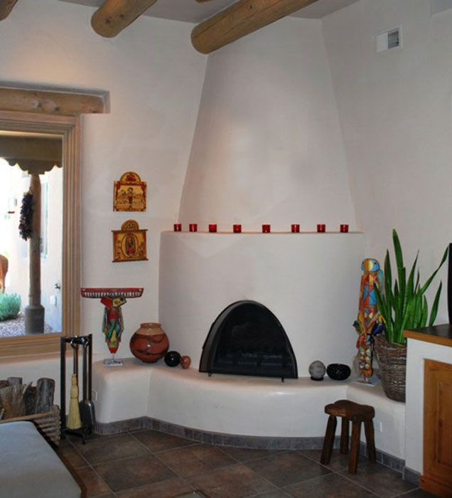 1000 Images About Kiva Fireplaces On Pinterest Adobe