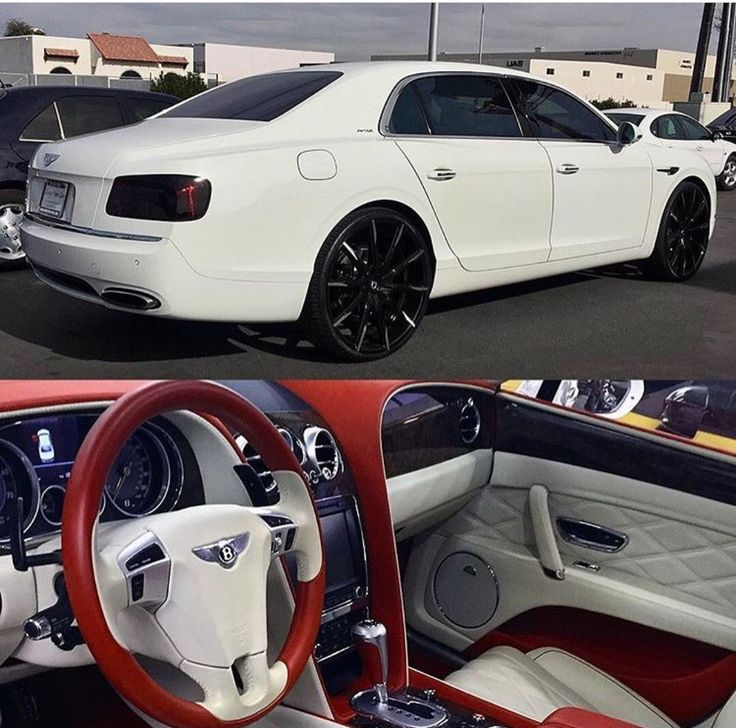 White Bentley Flying Spur Hire: 17 Best Images About Ridez R Us On Pinterest