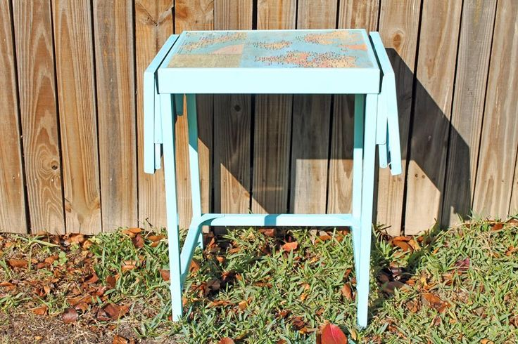 punk projects: DIY Restyled Map Cart