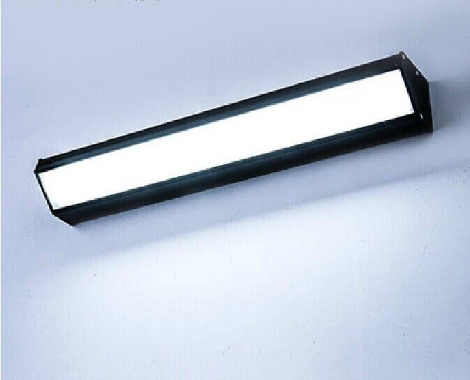 ... korte badkamer spiegelkast lamp waterdicht wandlamp make spiegel