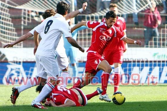 Reggiana-Carpi 1-1