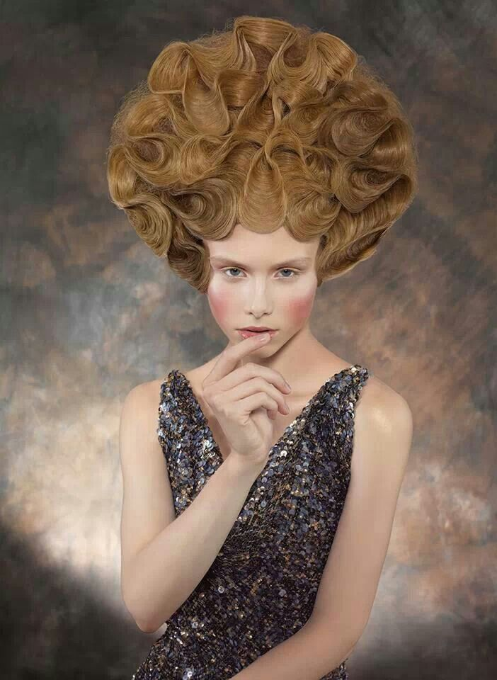 Stupendous 1000 Images About Avant Garde Fantasy Hairstyles On Pinterest Short Hairstyles Gunalazisus