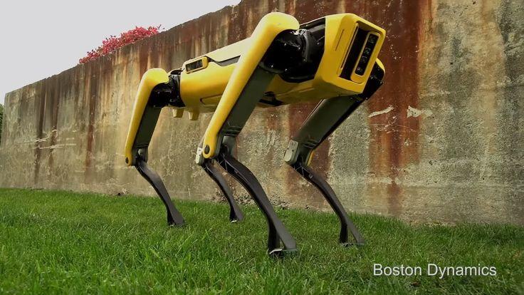 Boston Dynamics 'new' SpotMini robot looks ready for a walk