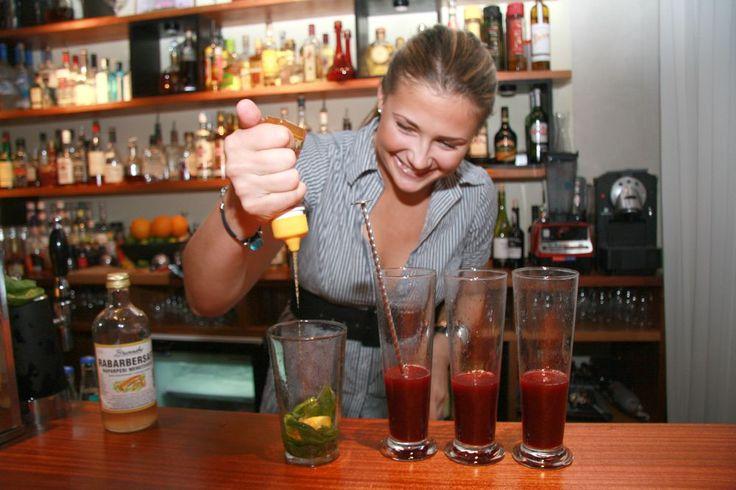 Cocktailbar Helsinki: Beste Kreationen im A21