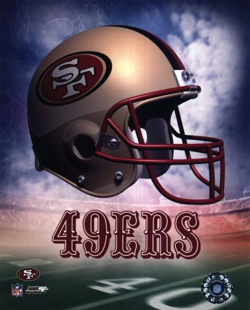 """The San Francisco 49ers is a team we will cheer on through the XLVII Super Bowl in New Orleans.   """"Bay Area Us,""""  baby."""
