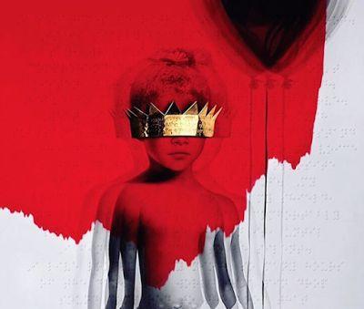 #Newmusic - Rihanna UNVEILS NEW ALBUM 'ANTI' #Rihanna #ANTI #R8 #RiRi #albumcover #badgal