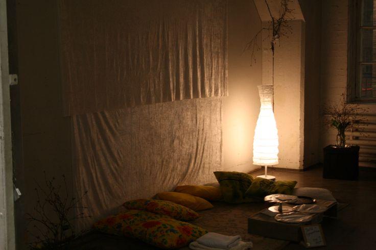 Silence lounge
