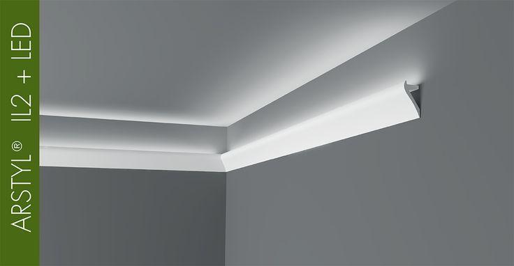 ARSTYL® IL2 + LED - H 105 x W 50 mm
