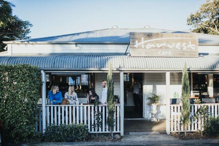 Harvest Cafe Byron Bay