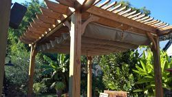 8 Days Left to Submit Your Pergola Picture for Customer of Month Contest