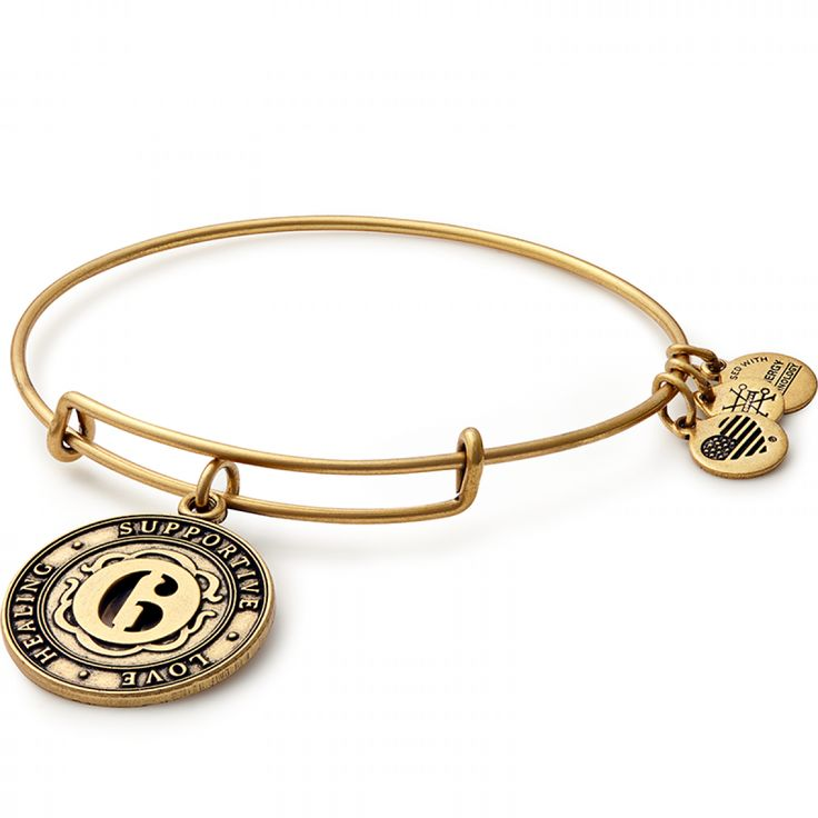 Does the number 6 mean something special to you? Every number has it's own unique meaning! Shop the Number 6 Charm Bangle at ALEX AND ANI!