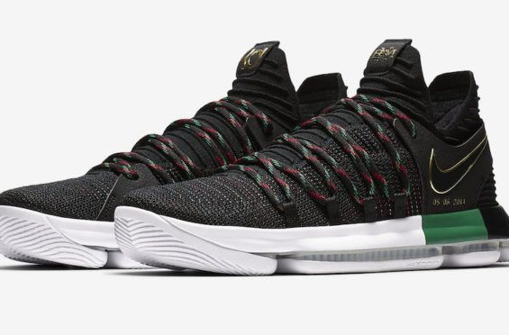 476e23f0e312a Release Date  Nike KD 10 BHM One of the features sneakers celebrating Black  History Month