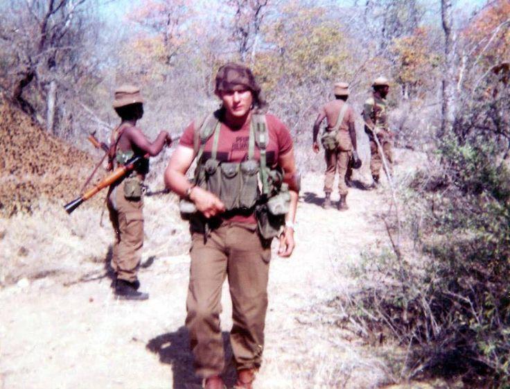 31 Battalion? Bushmen?