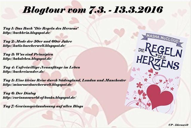 """Heute ist die Blogtour zu """"Die Regeln des Herzens"""" von der Autorin Masha McCloud auf meinem Blog zu Gast. Ich darf Euch etwas über die Mode der 50er und 60er Jahre berichten. Viel Spaß und viel Glück bei der Verlosung. Zur 2. Station der Blogtour: http://katis-buecherwelt.blogspot.com/…/blogtour-die-regeln… #Blogtour #Gewinnspiel #Buchvorstellung #50erJahre #60erJahre #Bleistiftröcke #Petticoats #Mode"""