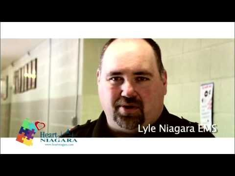 Heart Niagara CPR Minutes Count - YouTube
