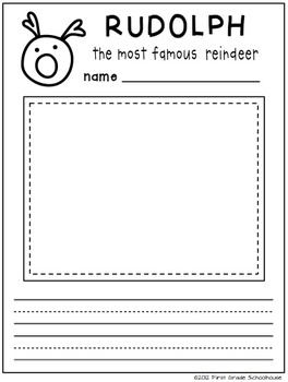 christmas writing for first graders 1000 images about classroom ideas on pinterest first grade. Black Bedroom Furniture Sets. Home Design Ideas