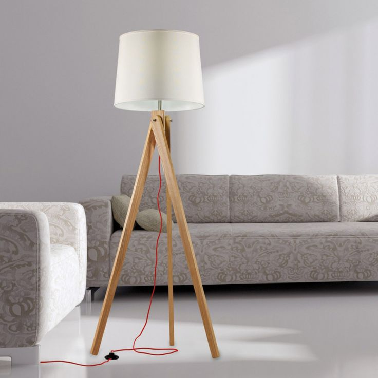 Zaria - lampada da terra