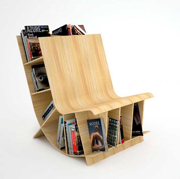 estanteria silla