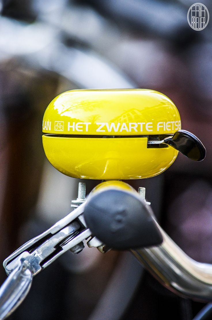 Ting* Ting* coming through. - Amsterdam