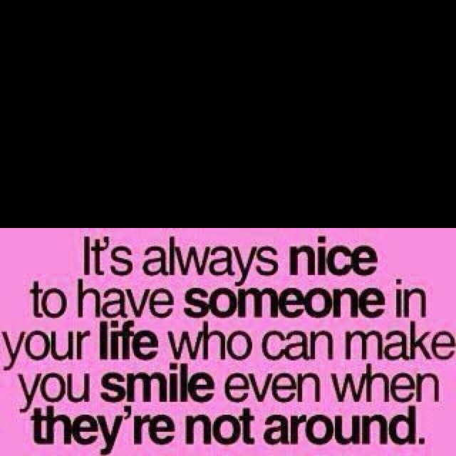 I have lots of these people in my life!  Love them all!