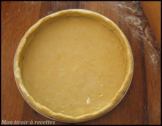 Mon tiroir à recettes - Blog de cuisine: Pâte sablée au Kitchenaid