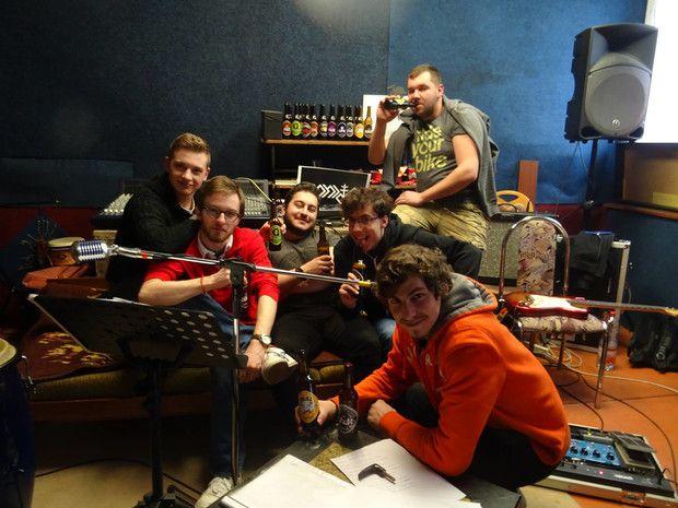 Mladá kapela z Michaloviec má čo v hudbe povedať. (Foto: Iconito)