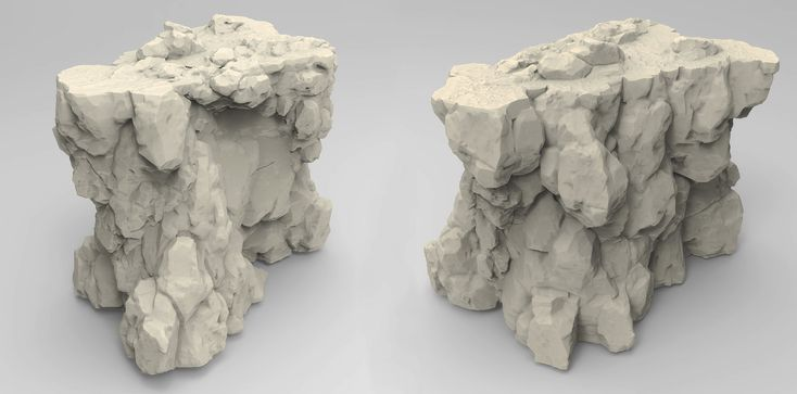 ArtStation - zbrush_rock, Black smith